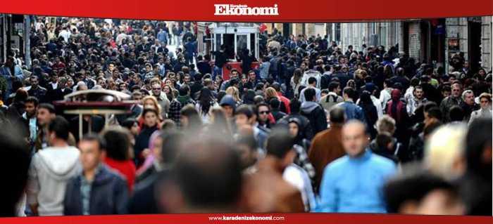 Yıllık nüfus artış hızı binde 13,9