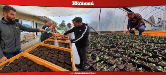 Giresun Belediyesi kış hazırlıklarına başladı