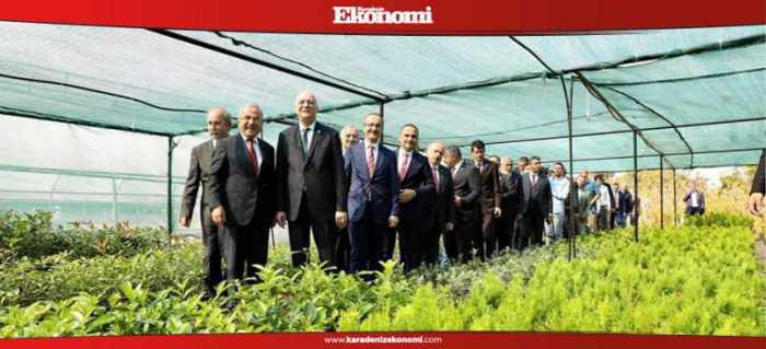 Çiftçi Eğitim ve Üretim Merkezi'nin açılışı gerçekleşti