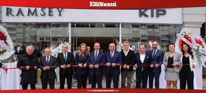 RAMSEY ve KİP'ten Ordu'ya yeni mağaza