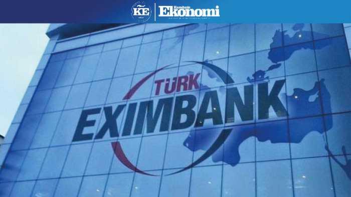 Eximbank'tan kredi ödemelerine erteleme
