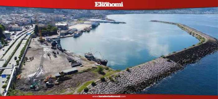 ''Giresun limanı ihracat üssü olmaya aday''