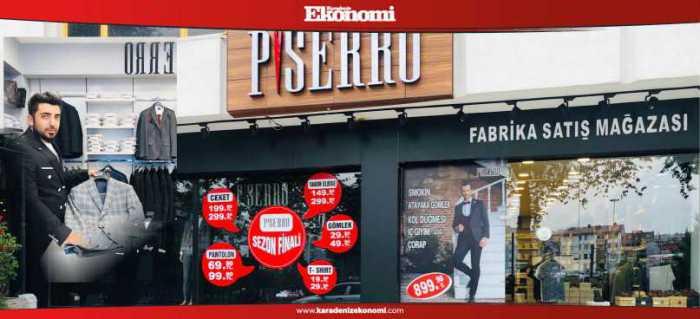 Piserro'nun hedefi ilk 5 marka arasında yer almak