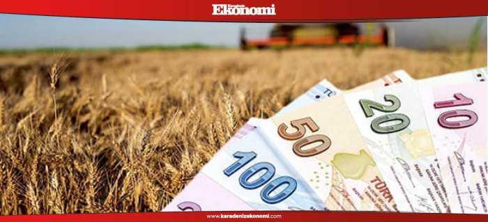 1,6 milyar TL tarımsal destek ödemesi