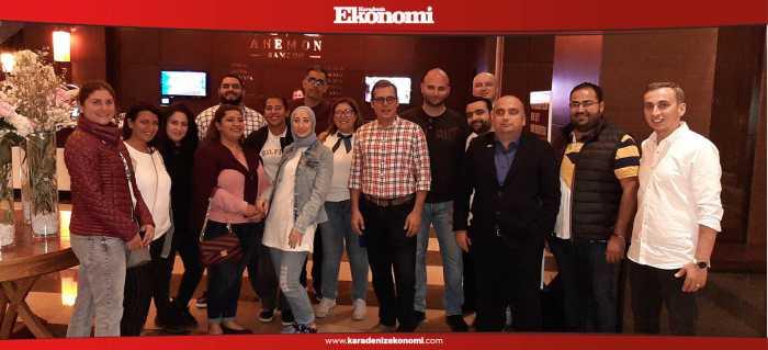 Turist sayısındaki hareketlenme Samsun'da hissedildi