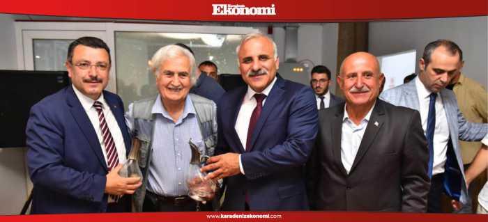 Trabzon esnafının yer sorunu çözülüyor