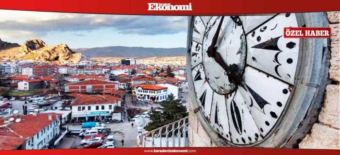 Tokat'ın ekonomik parametreleri