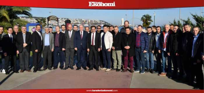 Samsun'da istihdam artışı başladı