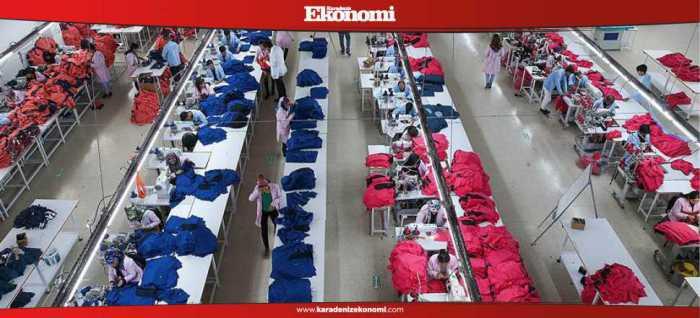 Tekstil ihracatında Almanya önde!