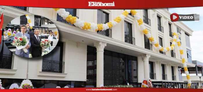 Samsun'a 30 milyonluk otel yatırımı