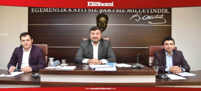 Giresun Belediyesi 2020 bütçesi 250 milyon lira!