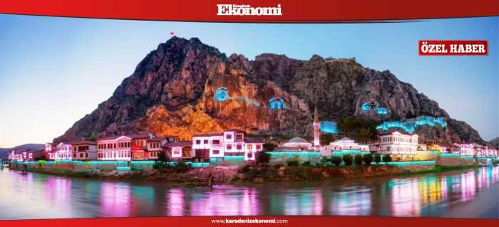 Amasya'nın ekonomik parametreleri                                                             Amasya'nın ekonomisine genel bakış