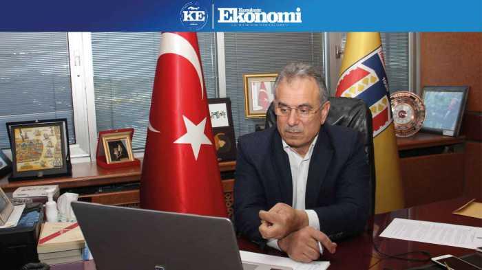 ''Sanayici ve ihracatçı teşvik edilerek gidişat desteklenmeli''