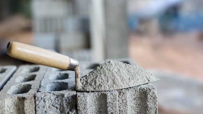 Türk çimento sektör üretimi 7,2 milyon tona çıktı