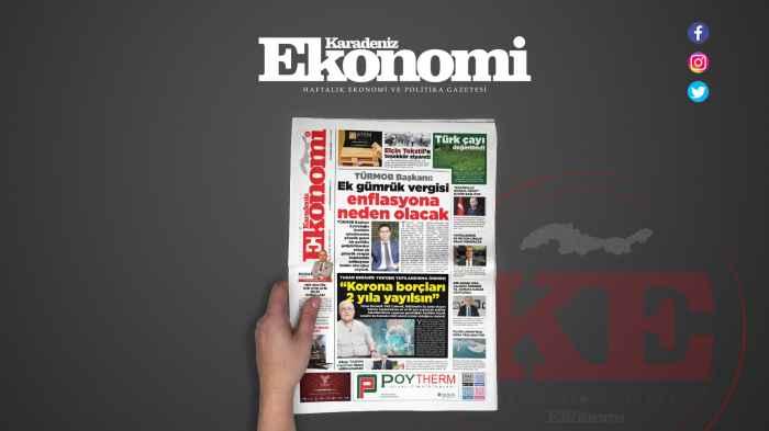 TÜRMOB Başkanı: Ek gümrük vergisi enflasyona neden olacak